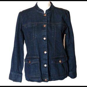 EILEEN FISHER Jeans Jacket
